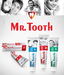 Mr. Tooth